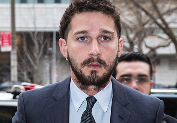 shia web Shia LaBeouf Hospitalised After Head Injury As Stunt Goes Wrong