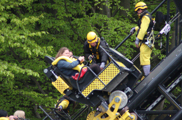 smiler2 Alton Towers Could Take Smiler Down For Good After Accident
