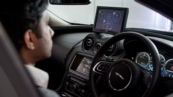 Jaguar Testing Innovative New Car That Reads Your Mind stream img