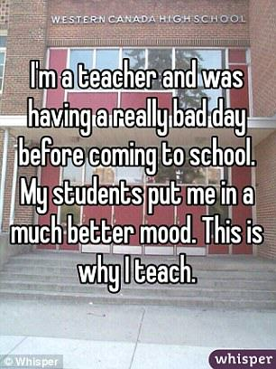 Teachers Confess Shocking Thoughts About Their Pupils teacher confession 8