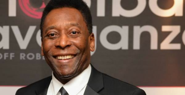 1114 Football Icon Pele Admitted To Hospital Again
