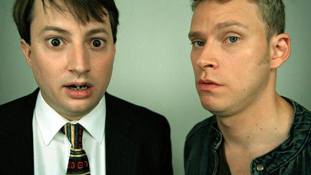 1116 The Last Ever Series Of Peep Show Is About To Start Filming