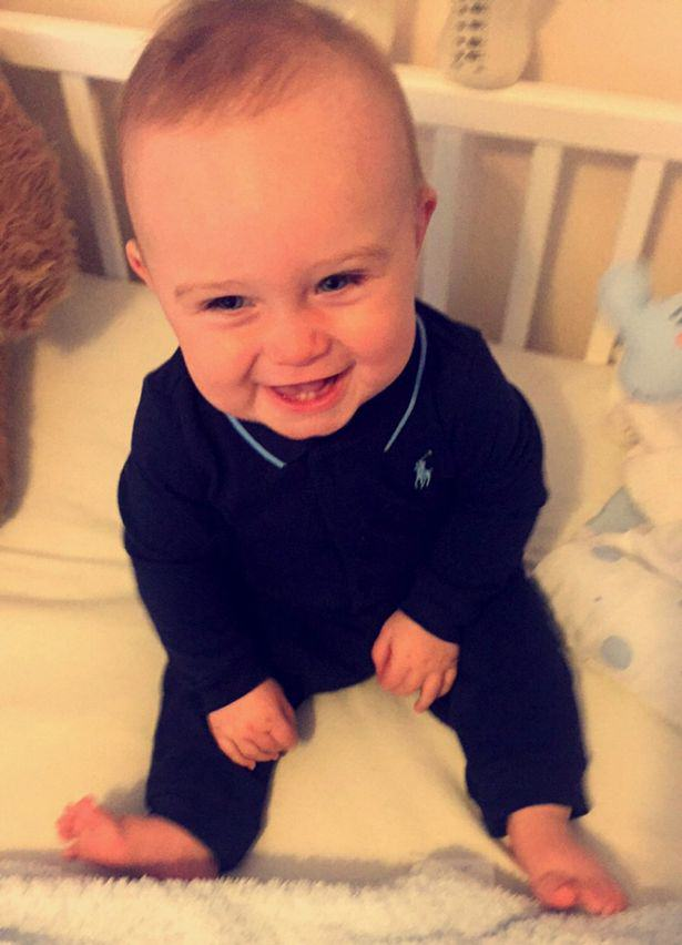 1128 This Little Hero Has Survived Meningitis After It Claimed His Leg, Toes And Fingers