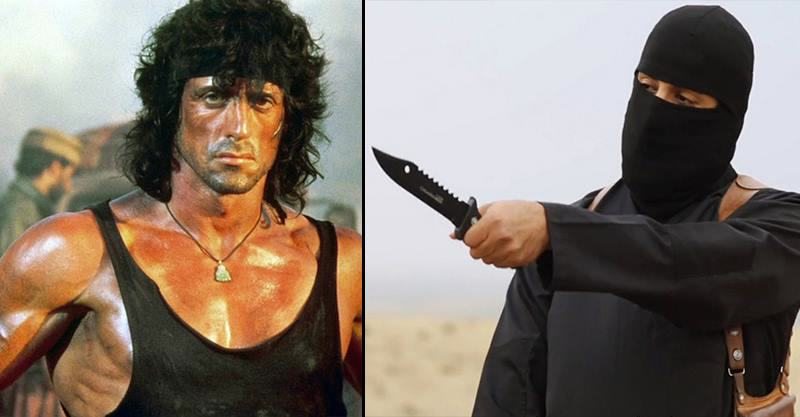 11759429 10204844339778668 1693796499 n Rambo Vs ISIS Was A Hoax And We Hate You For It