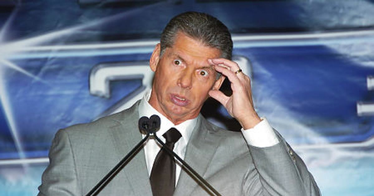 Image result for vince mcmahon stupid