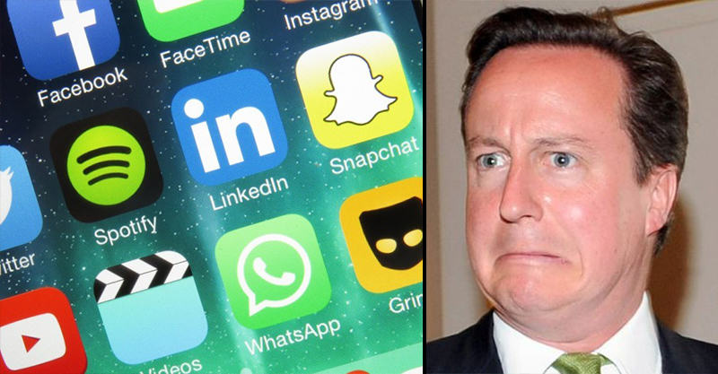150 WhatsApp, Snapchat And iMessage Could Soon Be Banned