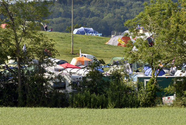 The Annual Swingfields Orgy Festival Has Annoyed Its Neighbours 211