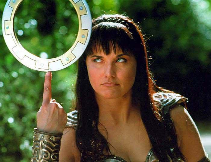 320 Xena: Warrior Princess Could Be Coming Back To Our TV Screens