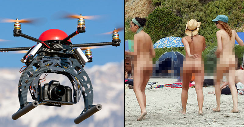 55b5fcf359dd2 Someone Is Using A Drone To Spy On Nudists In Britain