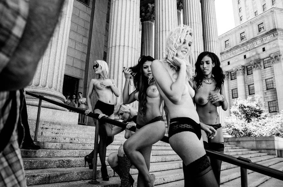 55b79cef3a997 Photographer Fights Censorship With Stunning Photos Of Topless Women