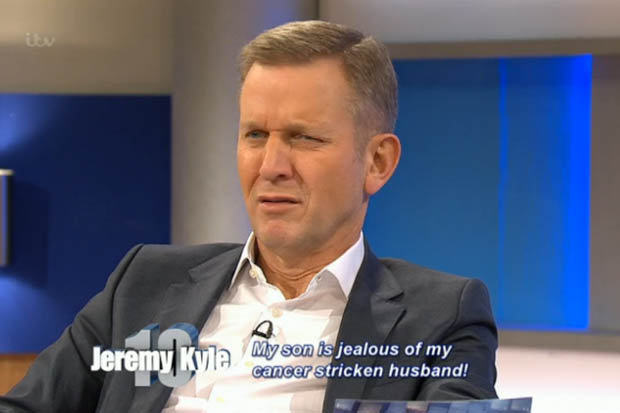 The Jeremy Kyle Show Finally Does Something For The Good Of Humanity 55bb3e27ed835