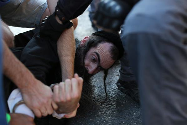 55bb75c79a601 Ultra Orthodox Jewish Man Stabs Six People At Gay Pride In Jerusalem