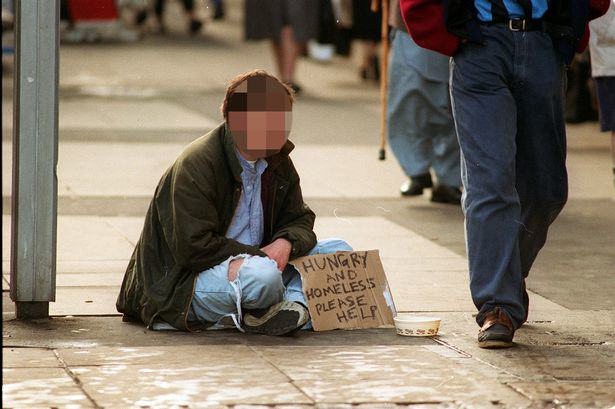 A beggar OPINION: Should We Give Beggars Money?