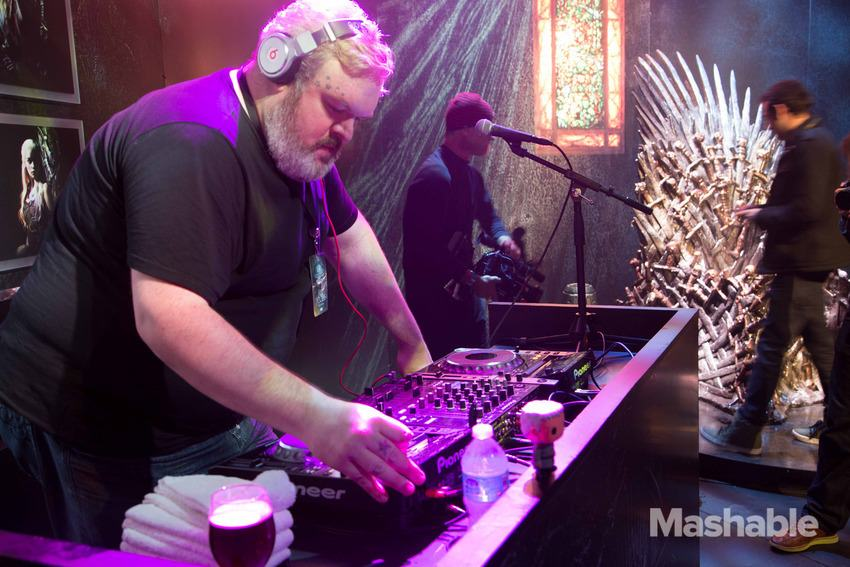 SXSW general 69 Hodor From Game Of Thrones Drops His Own EDM Track And Its Actually Pretty Great