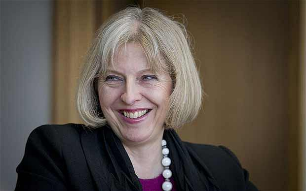 Theresa May 2502262b WhatsApp, Snapchat And iMessage Could Soon Be Banned