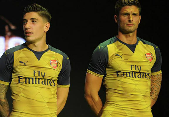afc ok The Best New Football Kits For The 2015/16 Season