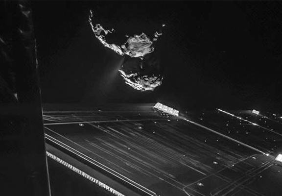 alien web Alien Life Likely To Be Discovered On Philae Comet, Scientists Say