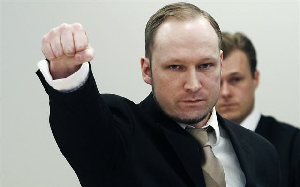 anders1 Anders Breivik, Killer of 77 People, Says Norway Are Violating His Human Rights