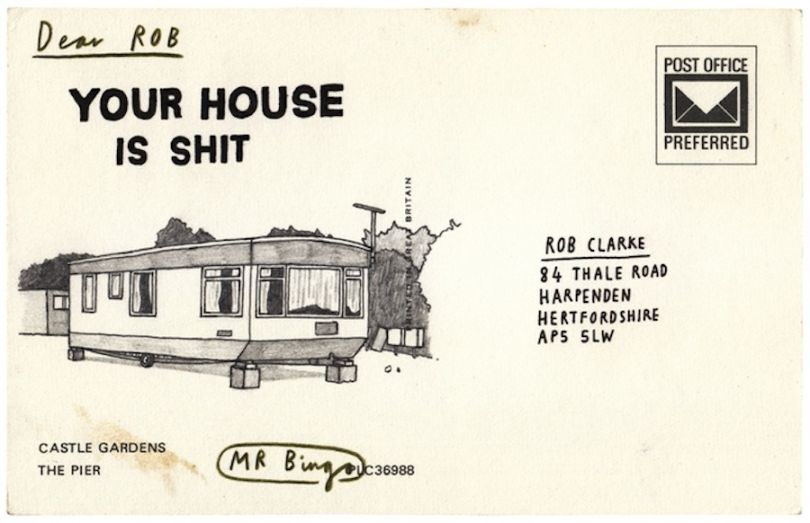 These Illustrated Books By Mr Bingo Take Hate Mail To The Next Level bingo1