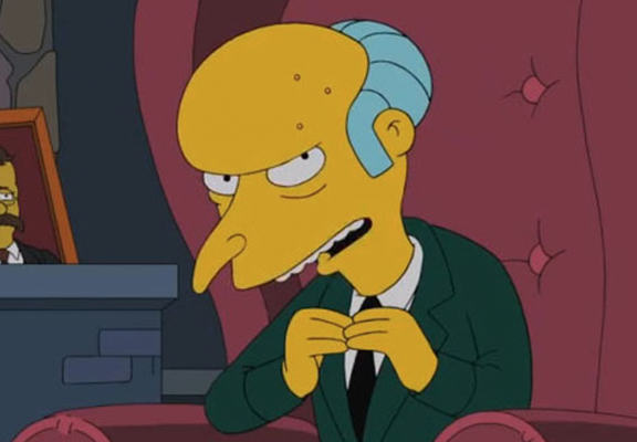 burns web Harry Shearer Is Returning To The Simpsons, Panic Over