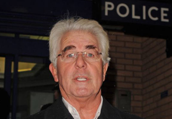 Max Clifford Faces Another Historical Assault Charge Following Eight Year Jail Sentence clifford web