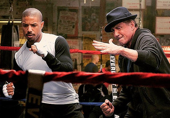 creed WEB First Trailer For Rocky Spin Off Creed Released