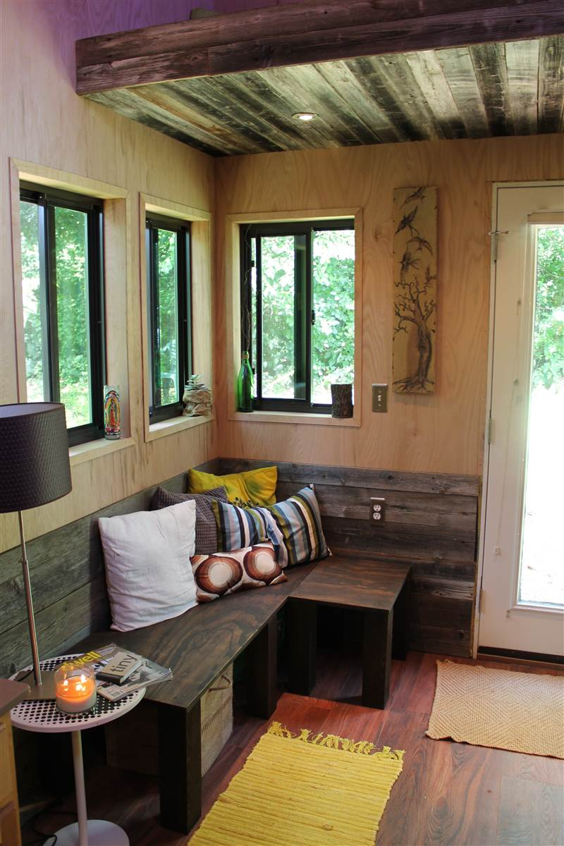 debt free2 College Student Builds Tiny Home To Graduate Debt Free