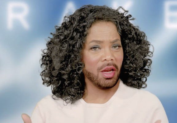 Drake Hilariously Impersonates Oprah, Obama, Miley, Kanye, Bieber And More drake oprah WEB