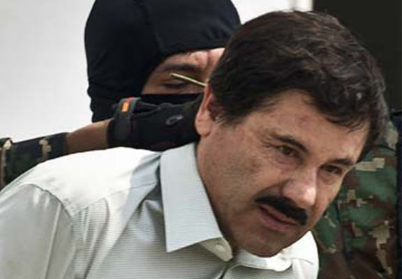 Mexicos Most Notorious Drug Lord Breaks Out Of High Security Prison For Second Time drug lord WEB