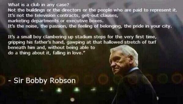Six Years On From His Death, Bobby Robson Is Still Known As A Gentleman Of Football e238c2df2ea1cc13497d3c94abee9272