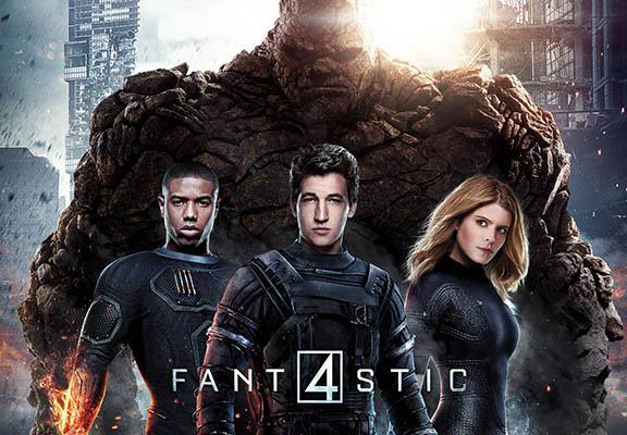 fantastic four WEB The New Fantastic Four Trailer Is Here And Its Epic