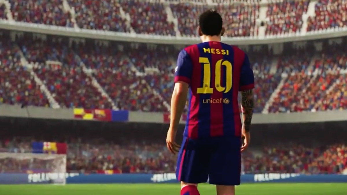 fifa 16 screenshot freegame3.com  FIFA 16 Shows Off New Gameplay Innovations