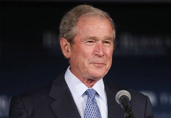 george bush WEB George W Bush Charged $100,000 For Speech To War Veterans Injured In Iraq And Afghanistan