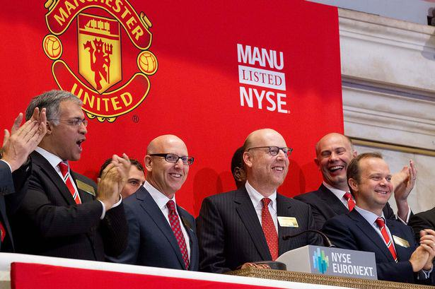 glazers Are These The Five Worst Types Of Manchester United Fan?