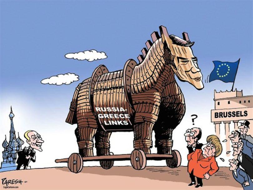 greek crisis 14 The Greek Debt Crisis Has Been Explained In Cartoons