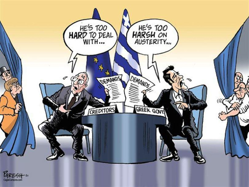 greek crisis 16 The Greek Debt Crisis Has Been Explained In Cartoons