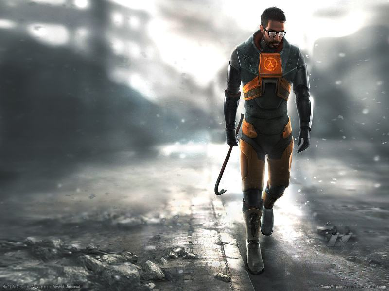 Half Life 3 May Never Happen And Were Partly To Blame halflife gordon freeman 1600x1200 wallpaper www.wall321.com 7