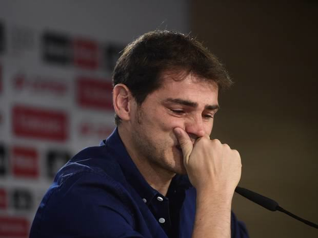 iker cry This Transfer Window Begs The Question, Is There Any Loyalty In Football?