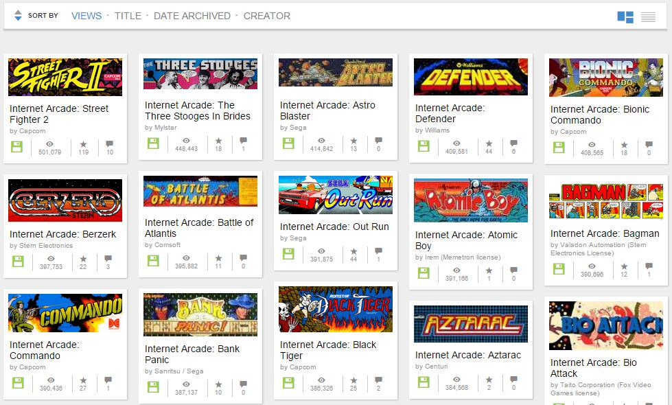 The Internet Archive Could Revolutionise How We Play Emulators internetarchive