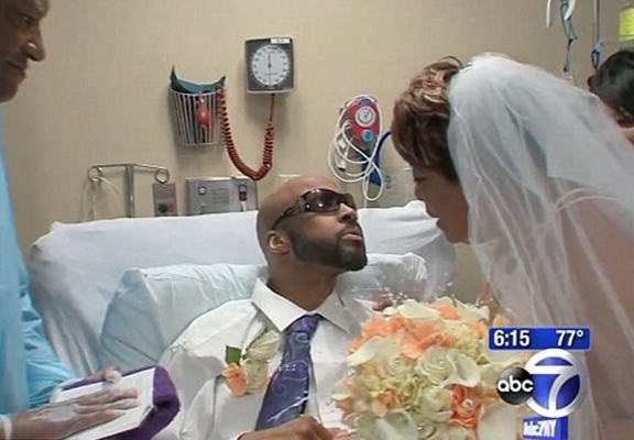 kb web Terminal Cancer Patient Weds In Hospital In Touching Ceremony
