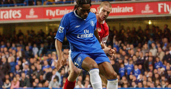 kd7 Didier Drogba Is Quite Simply A Chelsea Legend