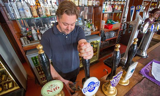 The British Are Falling Out Of Love With Pubs According To New Study landlord