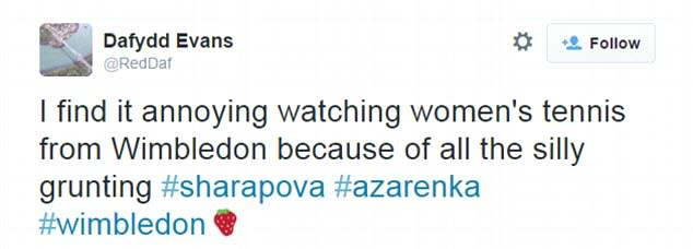 Maria Sharapova Is Getting Some Serious Hate Over Her Grunting In Wimbledon Win maria2