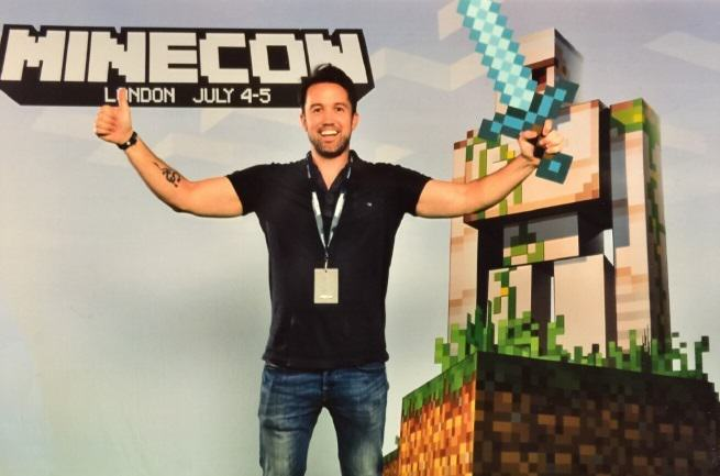 minecraft director 145069 Its Always Sunny... Director To Pick Up Minecraft Movie