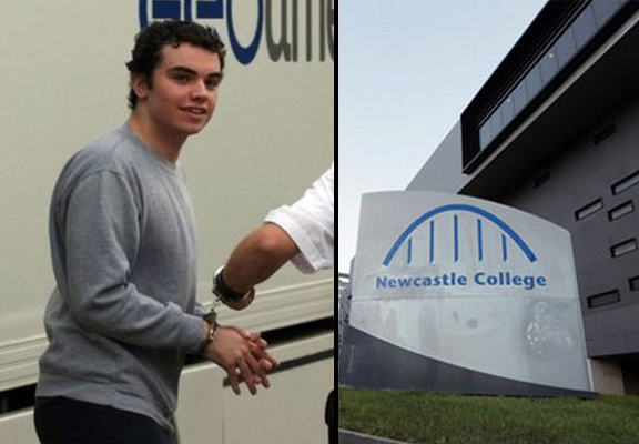 newcastle bomb WEB British Teenager Accused Of Plot To Bomb College Which Expelled Him