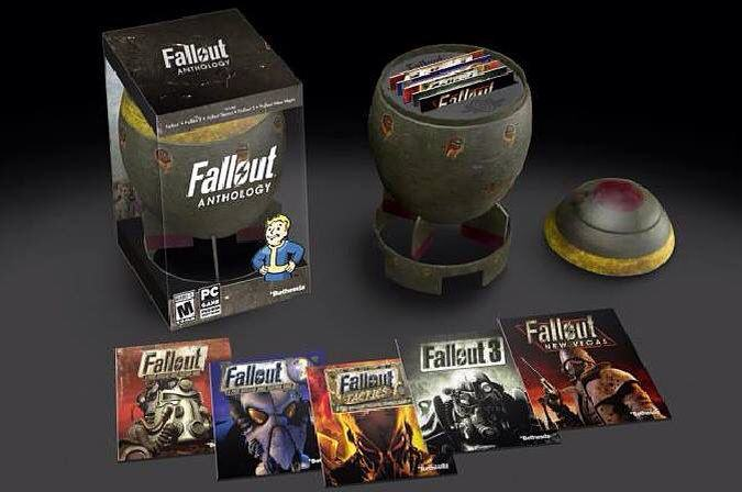 nieuws20150723 falloutanthology Bethesdas Fallout Anthology Will Be Packaged As A Nuke