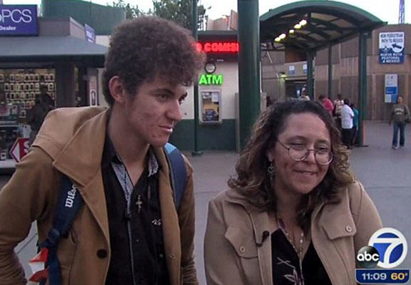 Mother Finds Her Abducted Son After 15 Years Through A Facebook Photo reunion WEB