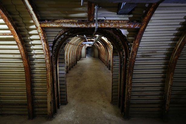 tunnels churchill 1 Take A Look Inside Churchills Secret Second World War Tunnels