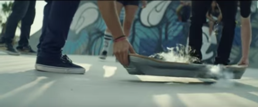 BJdnDOaU1 Lexus Reveal Footage Of Their Hoverboard In Action