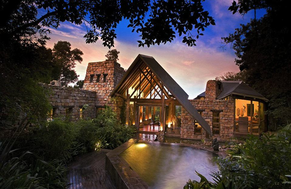 FwCuzfHDj This Treetop Lodge In South Africa Is The Only Place I Want To Be, Ever
